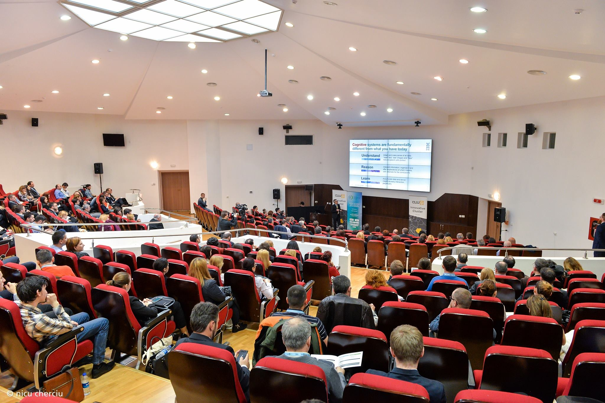 Cluj Innovation Days 2019 | Bridging Organizational Change and